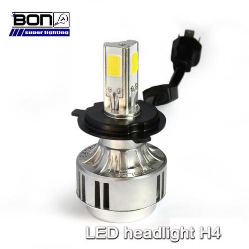 Car Led Headlights 12v 36w 3300lm H4