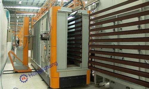 Industrial 4-Arm Belt-Type Flexible Conveyor