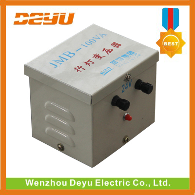 Strip light transformer