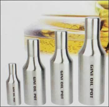 Gini Oil Pots