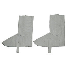 Safety Leather Leg Guards