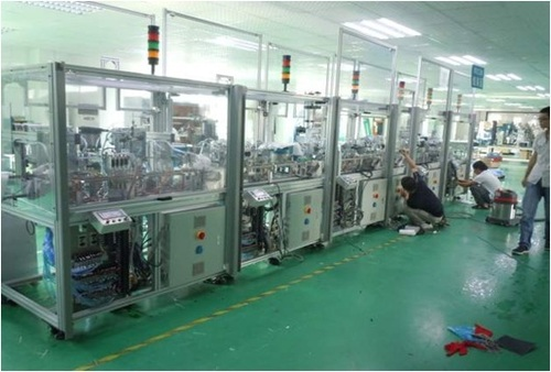 Automatic Assembly Line For Relay