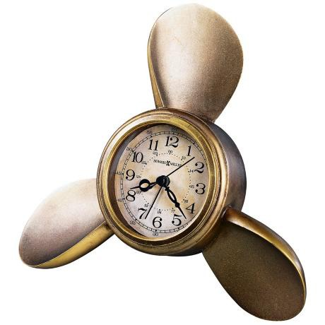 Propeller Shaped Clocks