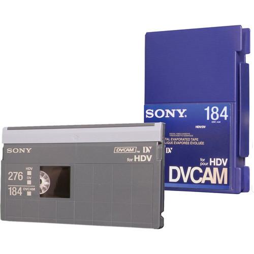 Sony Dvcam Video Tape