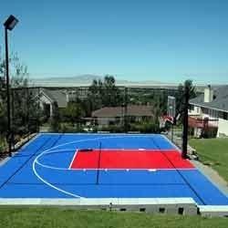 Indoor Basketball Flooring