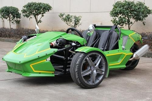 ZTR Trike Roadster 250CC