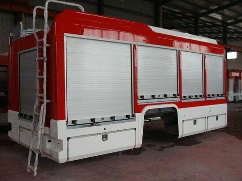 Aluminum Roller Shutter For Fire Fighting