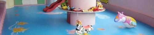 PVC Flooring for Play Schools