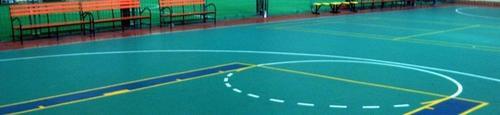 PVC Flooring for Sport Court
