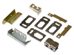 Sheet Metal Press Component