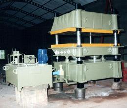 Industrial Rubber Moulding Press