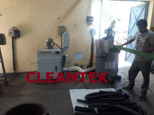 Reverse Pulsejet Dust Collector