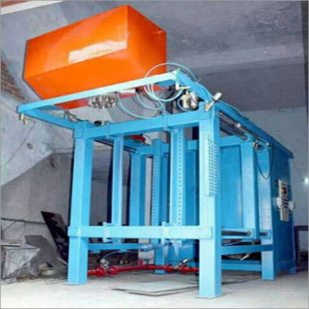 Semi Automatic EPS Moulding Machine