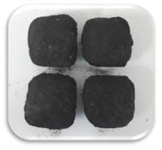 Mill Scale Briquette