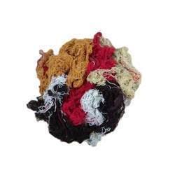 Color Banian Yarn Waste