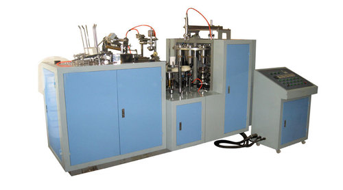 Paper Cup Glass Forming Machines