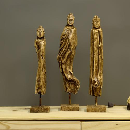 Resin Buddhist Figurine Showpieces