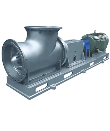 Axial Flow Propeller Pumps : Axial flow pump in ahmedabad gujarat india jay ambe