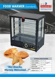 Food Warmer Hot Case Cabinet