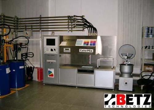 Betz Ink Pumping System