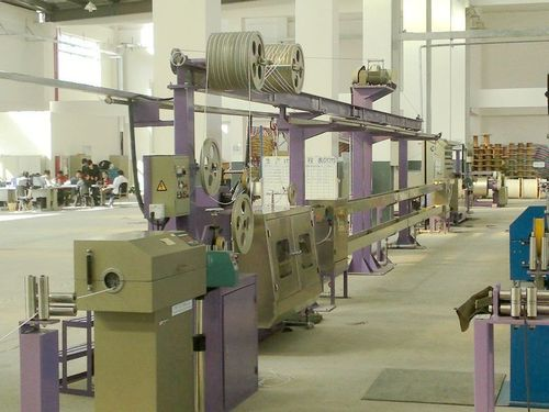 Pvc/Pe Wire And Cable Making Machine