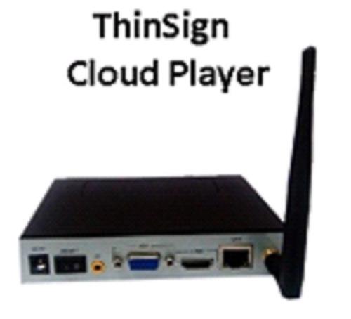 Digital Signage (Cloud Player)