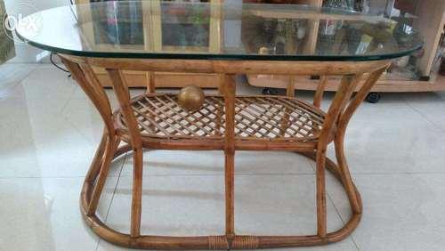Parlour Room Cane Table