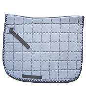 Suede Fabric Saddle Pad