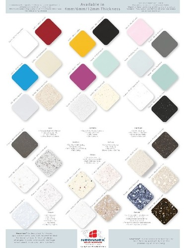 Solid Surface Or Corian