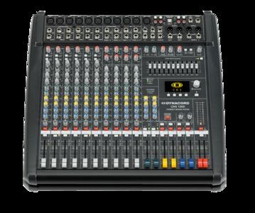 Compact Mixer
