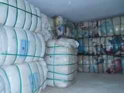 White Hosiery Cloth Waste