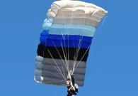 Combat Free Fall Parachute