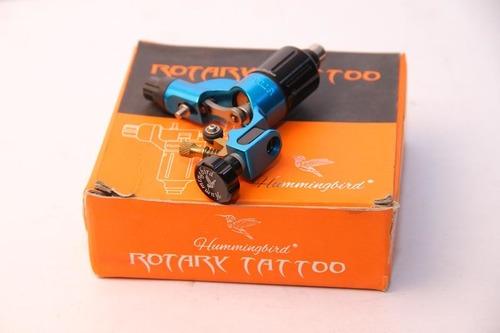 Blue Hummingbird Rotary Machines