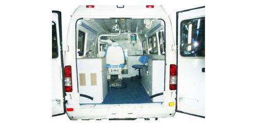 Mobile Clinic Van