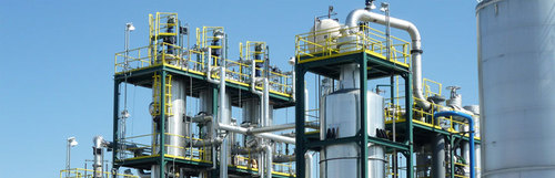Used Oil Re Refining Plant