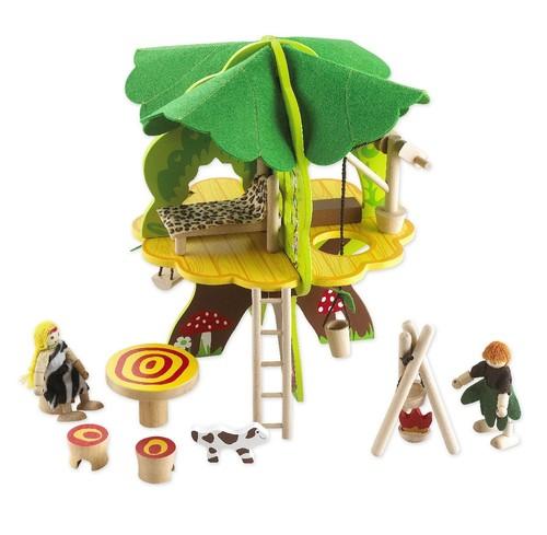 Tree Doll House