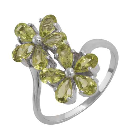 Women Fashion Charming 925 Silver Wedding Party Girl Ring