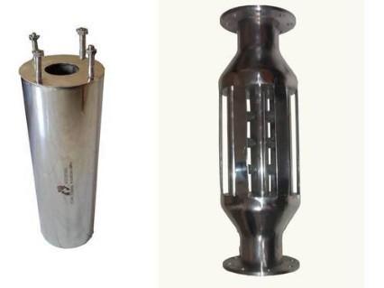 Water jet water softeners