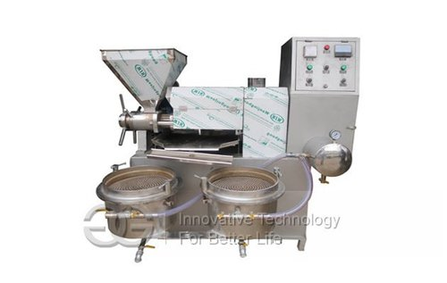 Automatic Seed Oil Extraction Machine