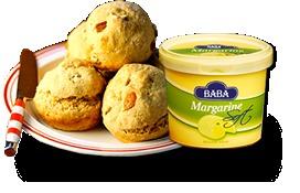 Top Quality Baba Margarine