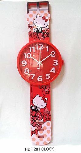 Hdf 281 Plastic Clock