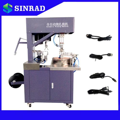 Full Automatic Wire Winding And Binding Machine