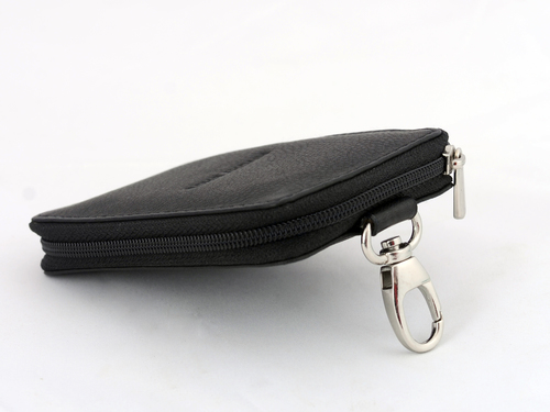 Leather Key Chain Pouch