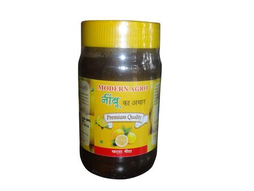 Sweet Lemon Pickle