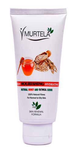 Murtela Honey and Oatmeal Scrub