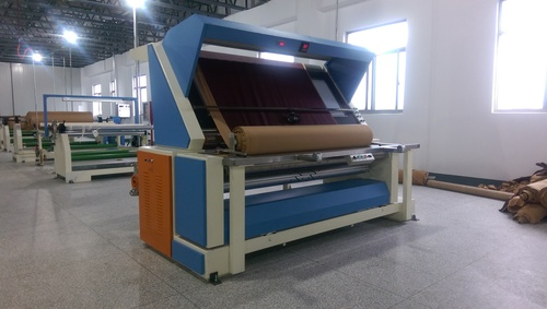 Inspection Machine For Pu Pvc Leather