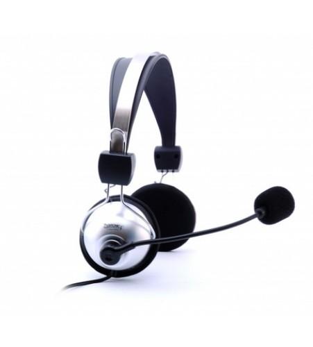 Multimedia Headphones With Mic Classique