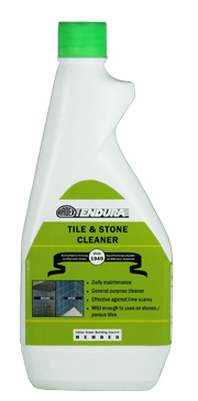 Floor tile cleaning products