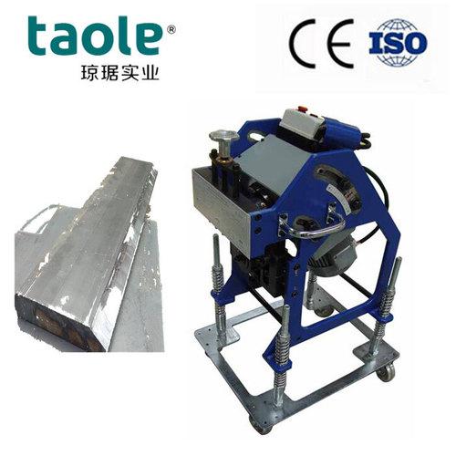 High Speed Metal Plate Edge Beveling Machines