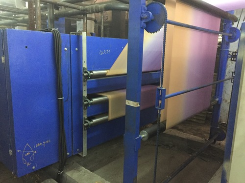 Shade Dyeing Machine